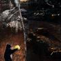 """Dreamscape, 7""""x5"""", collage on Matboard"""