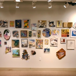 USPS Art Project in Philadelphia at Park Towne Place