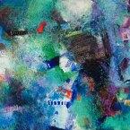 "Feeling Blue, Parlez-vous? - 2007 · gouache, crayon, pencil, collage on museum board · 22"" x 30"" - Private C"